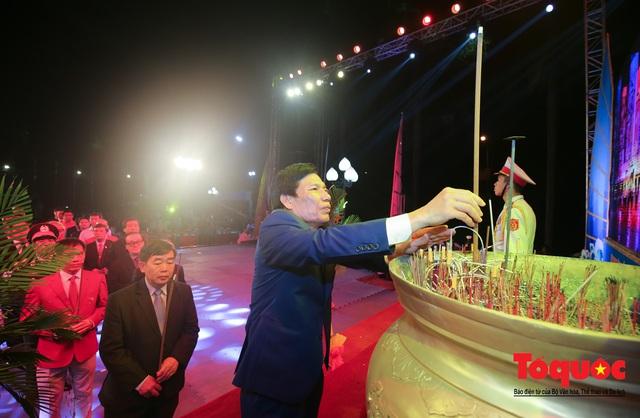 Chùm ảnh: Lễ xuất quân Đoàn Thể thao Việt Nam tham dự SEA Games 30 - Ảnh 4.