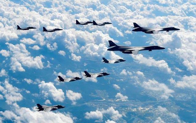 """Mỹ """"linh hoạt"""" trong tập trận với Hàn trước sức ép Triều Tiên - Ảnh 1."""
