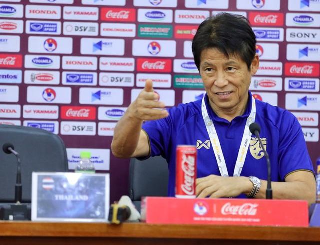 Trực tiếp ĐT Việt Nam vs ĐT Thái Lan: Đánh bại kỳ phùng địch thủ - Ảnh 2.