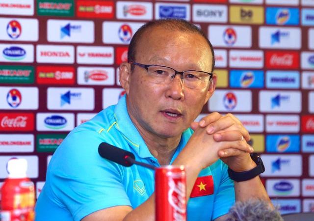 """HLV Park Hang-seo: """"Ngăn Thái Lan lấy được 3 điểm là một thành công"""" - Ảnh 1."""