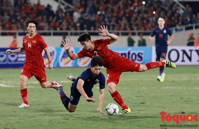 [Trực tiếp] Trận đấu Việt Nam vs ĐT Thái Lan: Chia điểm tiếc nuối, ĐT Việt Nam tiếp tục dẫn đầu bảng - Ảnh 6.