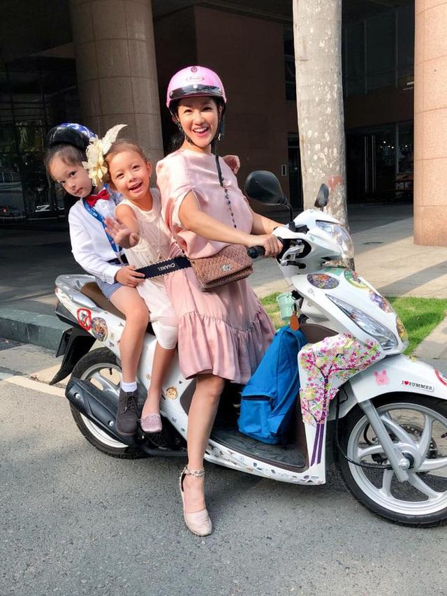 """Diva Hồng Nhung: """"Tìm đến ba bác sĩ để tư vấn việc nuôi dạy con"""" - Ảnh 2."""