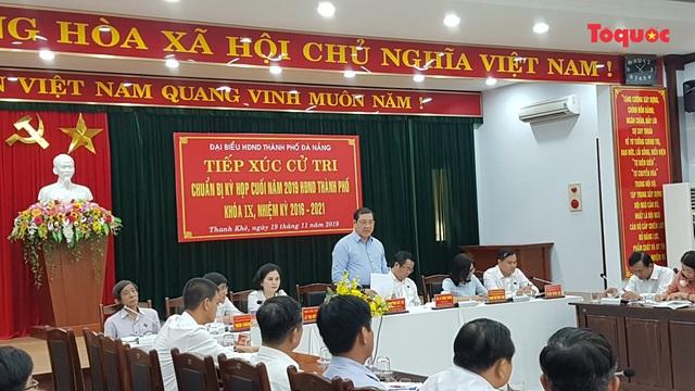 Cử tri Đà Nẵng muốn biết thông tin về lô biệt thự L09 trên bán đảo Sơn Trà - Ảnh 2.