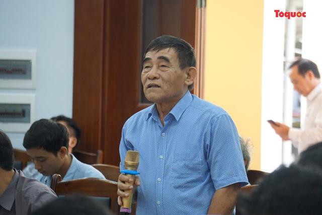 Cử tri Đà Nẵng muốn biết thông tin về lô biệt thự L09 trên bán đảo Sơn Trà - Ảnh 1.