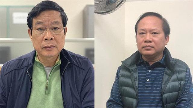 Ông Nguyễn Bắc Son và Trương Minh Tuấn sắp hầu tòa - Ảnh 1.