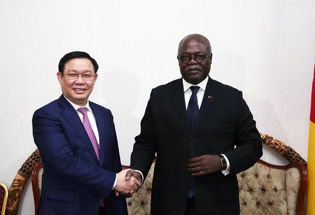 Thủ tướng Cameroon Joseph Dion Ngute đánh giá tăng trưởng của Việt Nam là kỳ tích  - Ảnh 2.