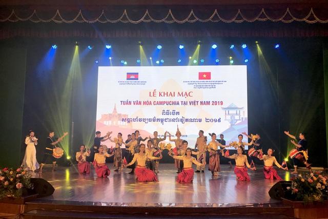 Tuần Văn hóa Camphuchia tại Việt Nam 2019 - Ảnh 2.