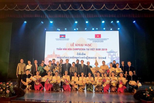 Tuần Văn hóa Camphuchia tại Việt Nam 2019 - Ảnh 1.