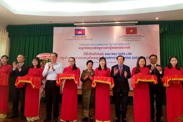 Tuần Văn hóa Camphuchia tại Việt Nam 2019 - Ảnh 3.
