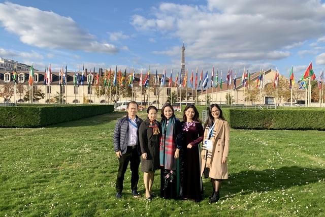 Diễn đàn Bộ trưởng Văn hoá UNESCO - Ảnh 3.