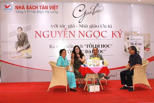 Nguyễn Ngọc Ký - Nhà giáo viết huyền thoại bằng chân - Ảnh 2.