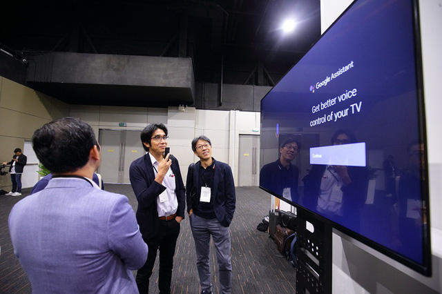 VinSmart ra mắt tivi thông minh chạy hệ điều hành Android TV của Google - Ảnh 3.