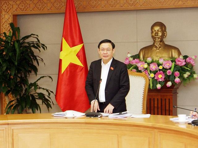 Phó Thủ tướng Vương Đình Huệ đề nghị bổ sung các quan điểm mới về kinh tế tập thể - Ảnh 1.
