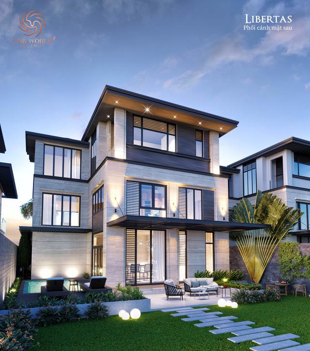 Villa Mỹ chính thức xuất hiện tại Đà Nẵng - Ảnh 5.