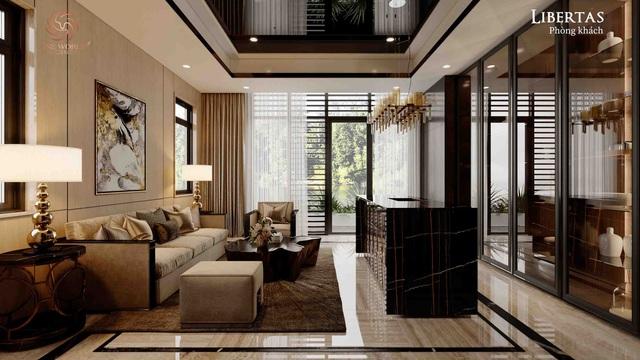 Villa Mỹ chính thức xuất hiện tại Đà Nẵng - Ảnh 1.