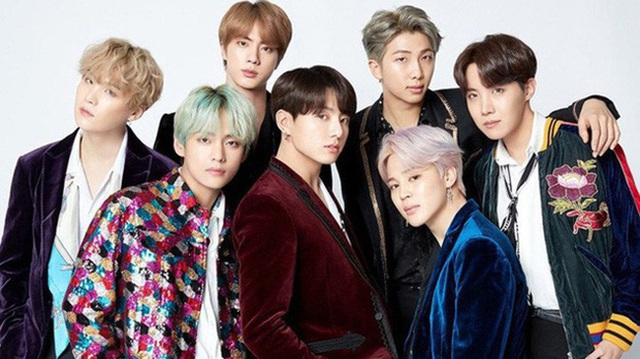 Nhóm nhạc BTS lọt danh sách nghệ sĩ có sức ảnh hưởng 2019 - Ảnh 1.