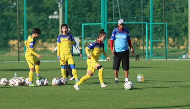 ĐT nữ Việt Nam loại 8 cầu thủ, chốt danh sách dự SEA Games 30 - Ảnh 1.