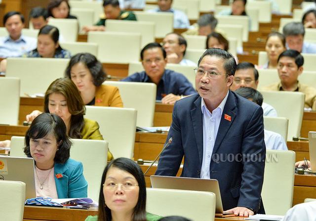 Từ vụ nước sạch sông Đà, sông Đuống, đại biểu Quốc hội đề nghị cảnh giác thế lực có ý đồ xấu - Ảnh 1.