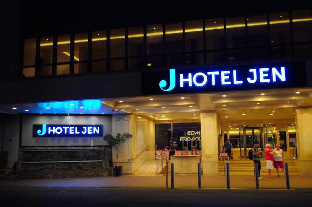 Khách sạn Jen Manila, nơi đóng quân của U22 Việt Nam dự SEA Games 30 - Ảnh 1.