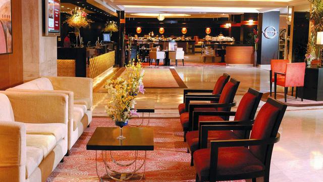 Khách sạn Jen Manila, nơi đóng quân của U22 Việt Nam dự SEA Games 30 - Ảnh 3.