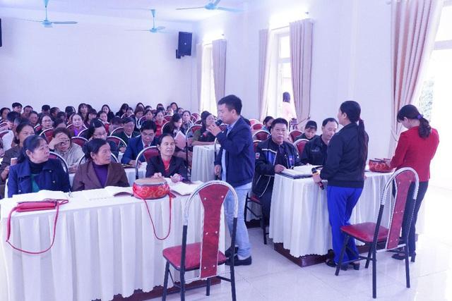 Truyền dạy và thực hành hát Xoan Phú Thọ - Ảnh 1.