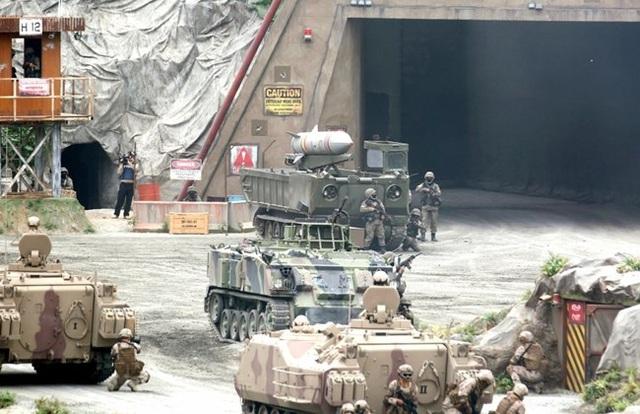 Sức ép Iran đẩy một quốc gia Trung Đông vươn lên nắm quân bài vũ khí? - Ảnh 1.