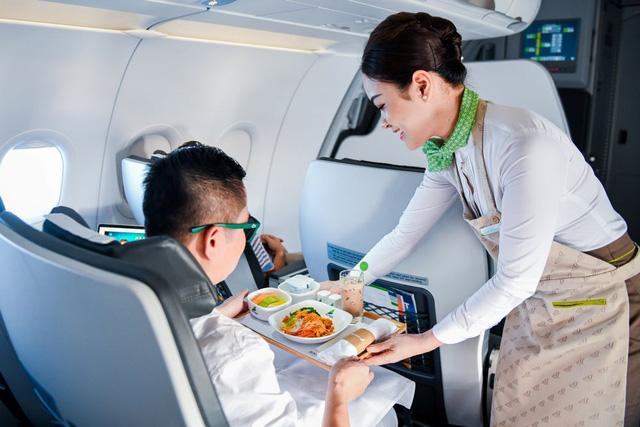 Chuẩn mực quốc tế cao nhất đằng sau suất ăn '5 sao' của Bamboo Airways - Ảnh 1.