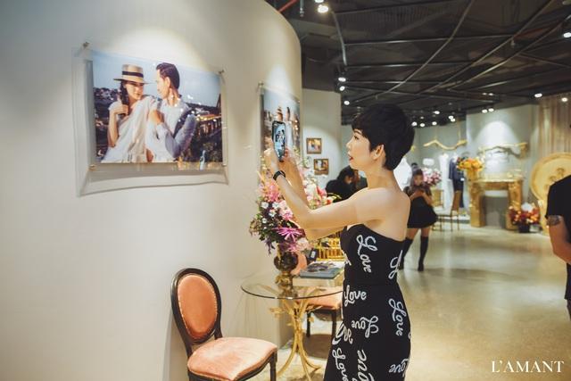 Hồ Ngọc Hà và Kim Lý bắt gặp đi thử áo cưới ở wedding L'amant - Ảnh 5.
