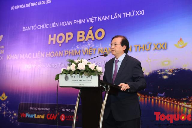 Liên hoan phim Việt Nam lần thứ XXI: Phản ánh rõ nét sự khởi sắc của điện ảnh Việt Nam - Ảnh 1.