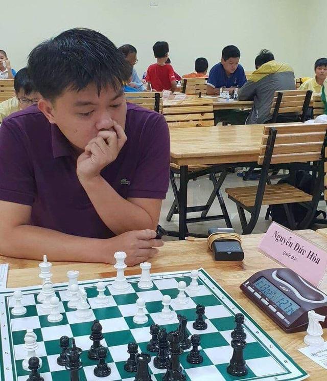Giải cờ vua đấu thủ mạnh toàn quốc Nam Á Bank 2019: Đoàn Quân đội và TP. HCM xưng vương - Ảnh 1.