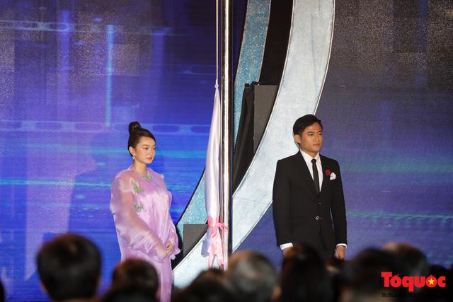 Toàn cảnh lễ Khai mạc Liên hoan phim Việt Nam lần thứ XXI tại Vũng Tàu - Ảnh 6.