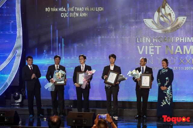 Toàn cảnh lễ Khai mạc Liên hoan phim Việt Nam lần thứ XXI tại Vũng Tàu - Ảnh 11.
