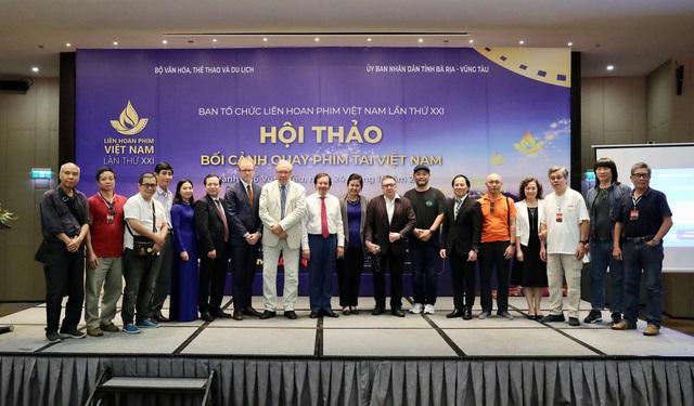 Tìm hướng để Việt Nam có thể trở thành điểm đến của những bộ phim nổi tiếng - Ảnh 6.
