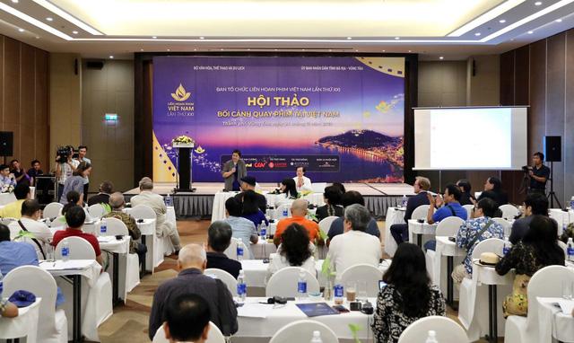 Tìm hướng để Việt Nam có thể trở thành điểm đến của những bộ phim nổi tiếng - Ảnh 2.