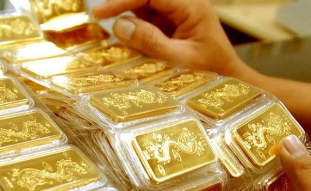 Giá vàng ngày 25/11: Ngược chiều với đà phục hồi của đồng USD - Ảnh 1.