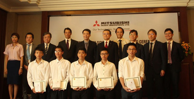 Học bổng Mitsubishi tuyển 5 sinh viên đào tạo đại học về kỹ thuật tại Nhật Bản - Ảnh 1.
