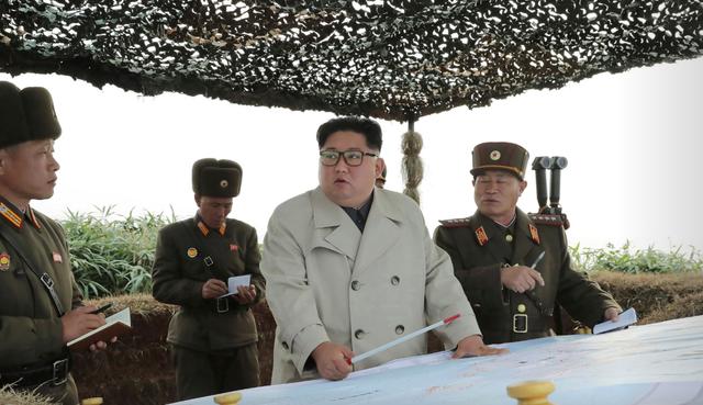 Triều Tiên bắn đạn thật gần biên giới: Hàn Quốc ngay lập tức phản ứng - Ảnh 1.