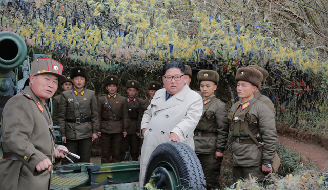 Triều Tiên bắn đạn thật gần biên giới: Hàn Quốc ngay lập tức phản ứng - Ảnh 2.