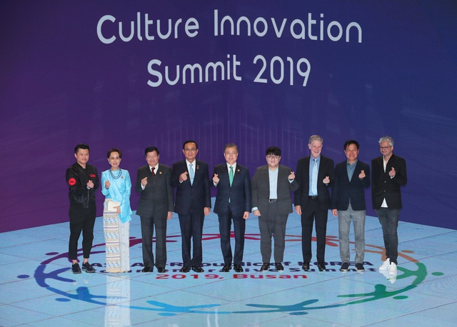 Hàn Quốc kêu gọi ASEAN tăng cường hợp tác văn hóa - Ảnh 1.