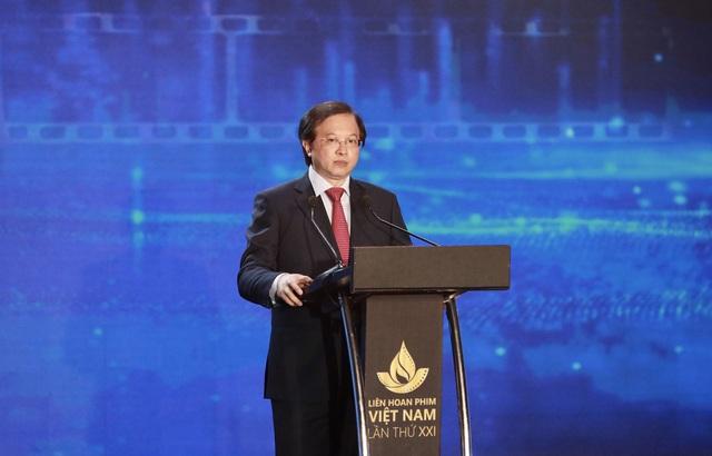 Song Lang giành Bông sen vàng Liên hoan phim Việt Nam lần thứ XXI - Ảnh 2.