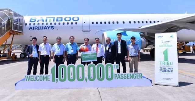 Sân bay Phù Cát – Bình Định chuẩn bị đón chuyến bay quốc tế đầu tiên do Bamboo Airways khai thác - Ảnh 2.