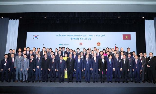 Bamboo Airways khai trương 3 đường bay đến Hàn Quốc dưới sự chứng kiến của Thủ tướng Chính phủ Việt Nam và Phó Thủ tướng Hàn Quốc - Ảnh 1.