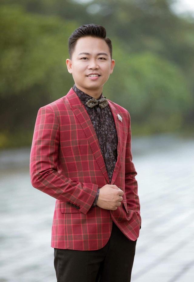 """Ca sĩ Hoàng Viết Danh: Tham gia chương trình """"Vang mãi giai điệu Tổ Quốc"""" là vinh dự của một ca sĩ trẻ - Ảnh 1."""
