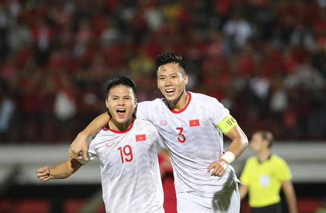 ĐT Việt Nam tăng 3 bậc trên bảng xếp hạng FIFA - Ảnh 1.