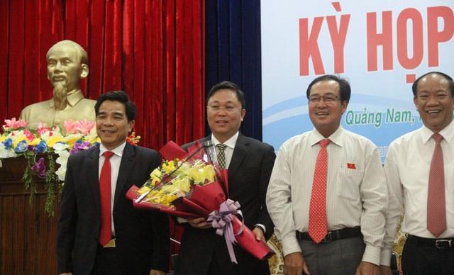 Quảng Nam có tân Chủ tịch UBND tỉnh - Ảnh 1.