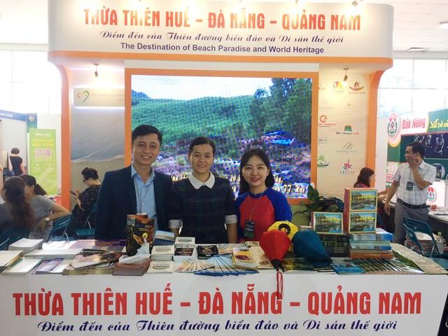 Ba địa phương Thừa Thiên Huế – Đà Nẵng – Quảng Nam tham gia Hội chợ Du lịch VITM Cần Thơ 2019 - Ảnh 2.