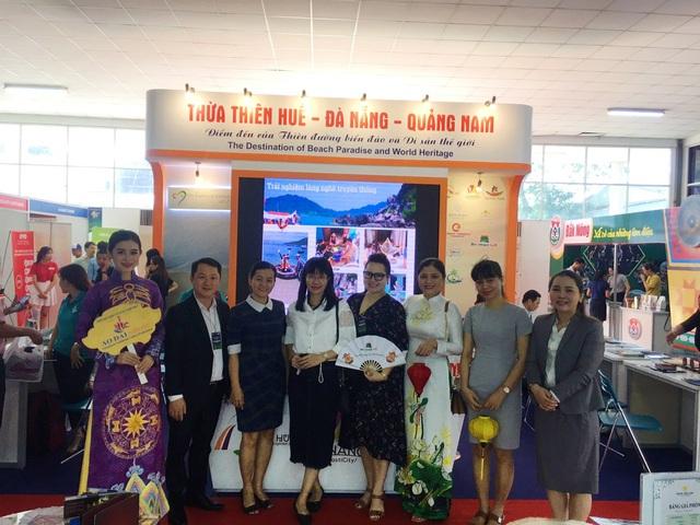 Ba địa phương Thừa Thiên Huế – Đà Nẵng – Quảng Nam tham gia Hội chợ Du lịch VITM Cần Thơ 2019 - Ảnh 1.
