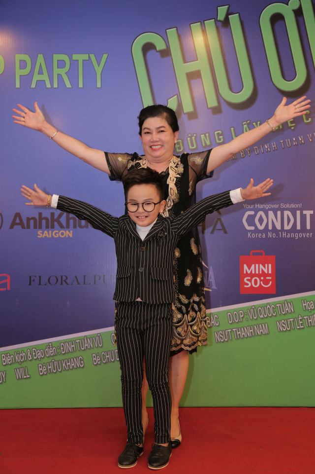 Nhà sản xuất tiết lộ vì sao Chú ơi đừng lấy mẹ con từng bị tẩy chay nhưng được Giải Khán giả yêu thích nhất  - Ảnh 3.