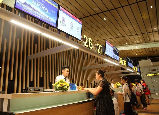 WTA vinh danh Vân Đồn là Sân bay mới hàng đầu thế giới 2019 - Ảnh 3.