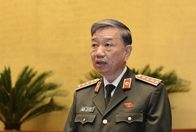 Bộ trưởng Tô Lâm: Mạng xã hội đang bị các thế lực phản động, tội phạm triệt để lợi dụng - Ảnh 1.